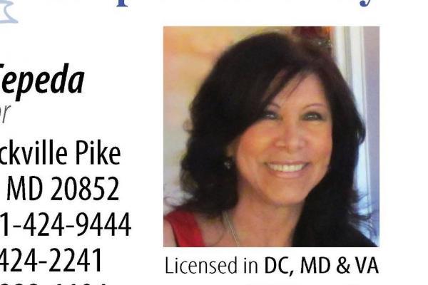 Agente de Bienes Raíces en los estados de Virginia, Maryland y Washington, D.C. Experiencia en venta, compra y rentas. Llámeme o envíeme correo electrónico.