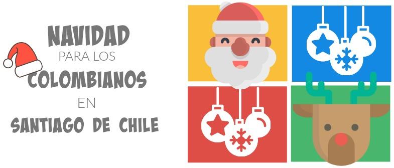 Navidad para colombianos en santiago de chile Colpensiones colombianos en el exterior