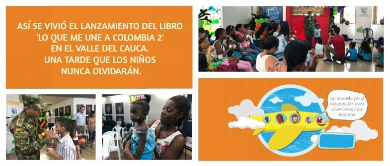Lo que me une a colombia 2 el libro que enamor a los Colpensiones colombianos en el exterior