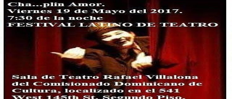 Teatro Rafael Villalona.541 West Th St. 2do piso. New York